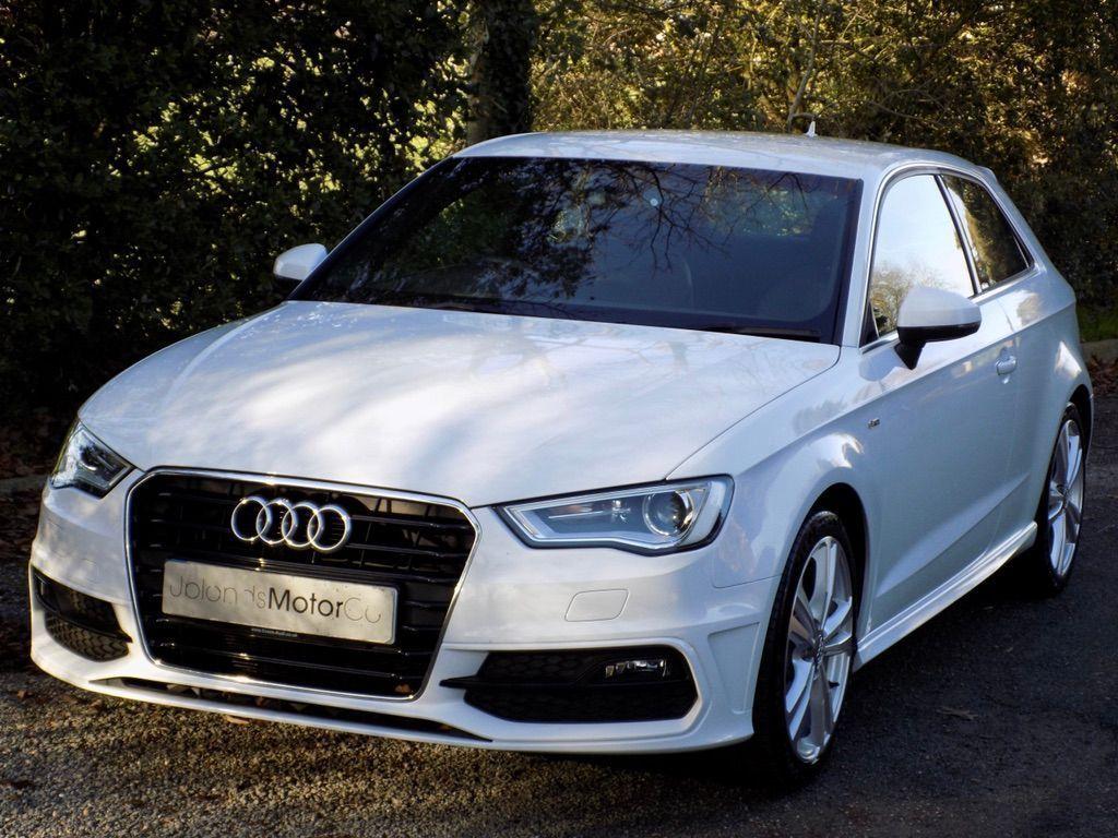 SOLD - £12,990 - Audi A3 1.8 TFSI S line