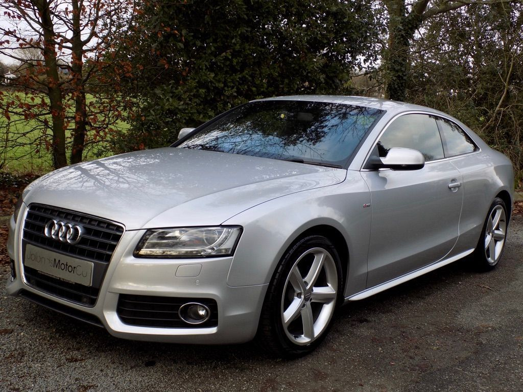 SOLD - £10,990 - Audi A5 2.0 TFSI S line