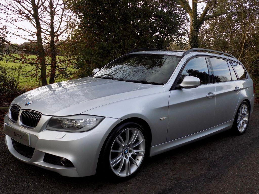 £7,490 - BMW 3 Series 3.0 325d M Sport