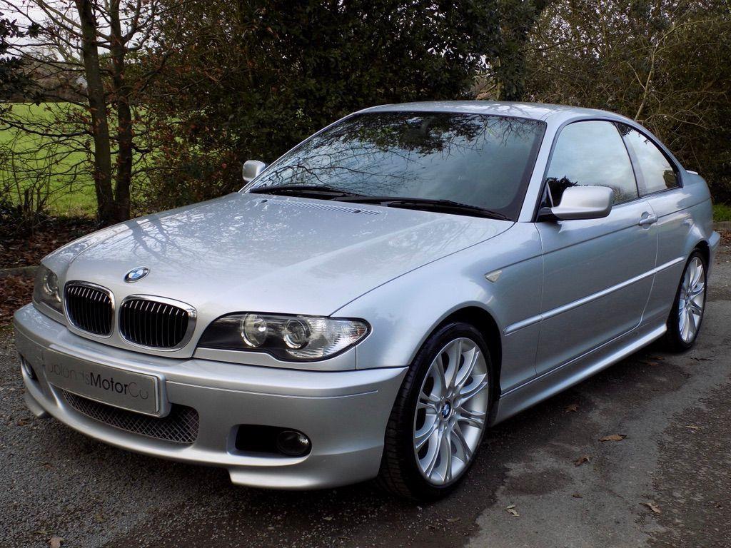 £6,990 - BMW 3 Series 2.5 325Ci Sport
