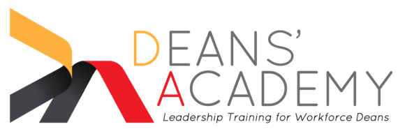 Workforce Deans' Academy - Deans' Academy prepares workforce professionals in higher education institutions to be equity-minded leaders with the practical knowledge and skills to support quality workforce education and development across the Community and Technical College system.