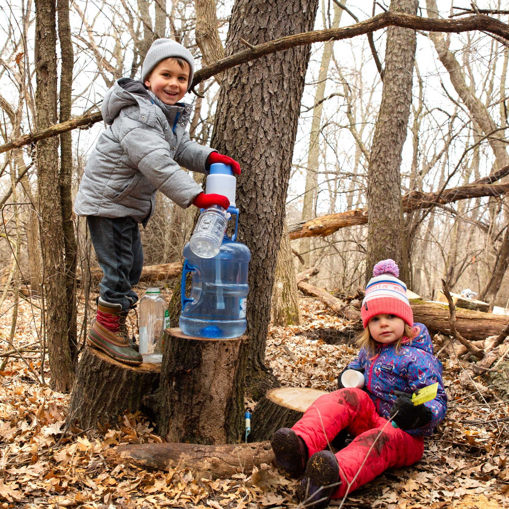 our school - Learn about our program, curriculum, and the origins of the Forest School model.