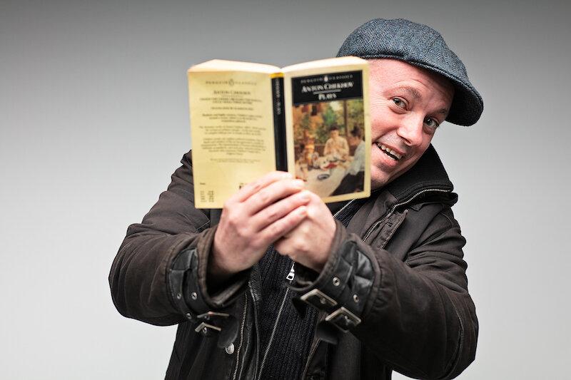 Tobias Sherson, The art of non performance, book small.jpg