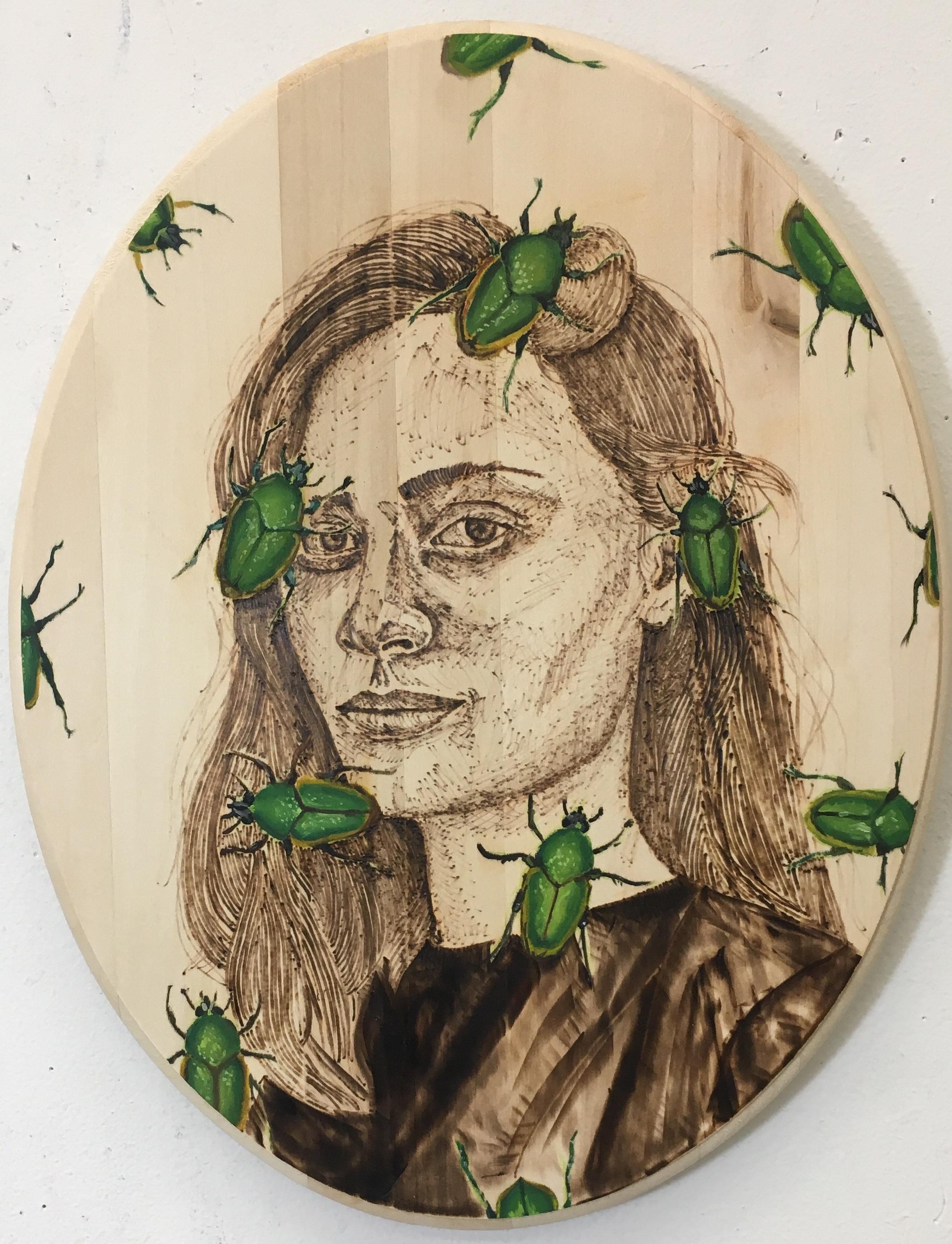 Maggie Delaney  May Beelte, June Bug