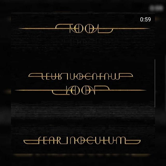 """Tool have announced their new album """"Fear Inoculum"""" out everywhere August 30th. How long have you been waiting? . . . @toolmusic #tool #tool2019 #fearinoculum #new #newmusic #newsong #progmetal #prog #progrock #progressivemetal #progressiverock #album #hardrock"""