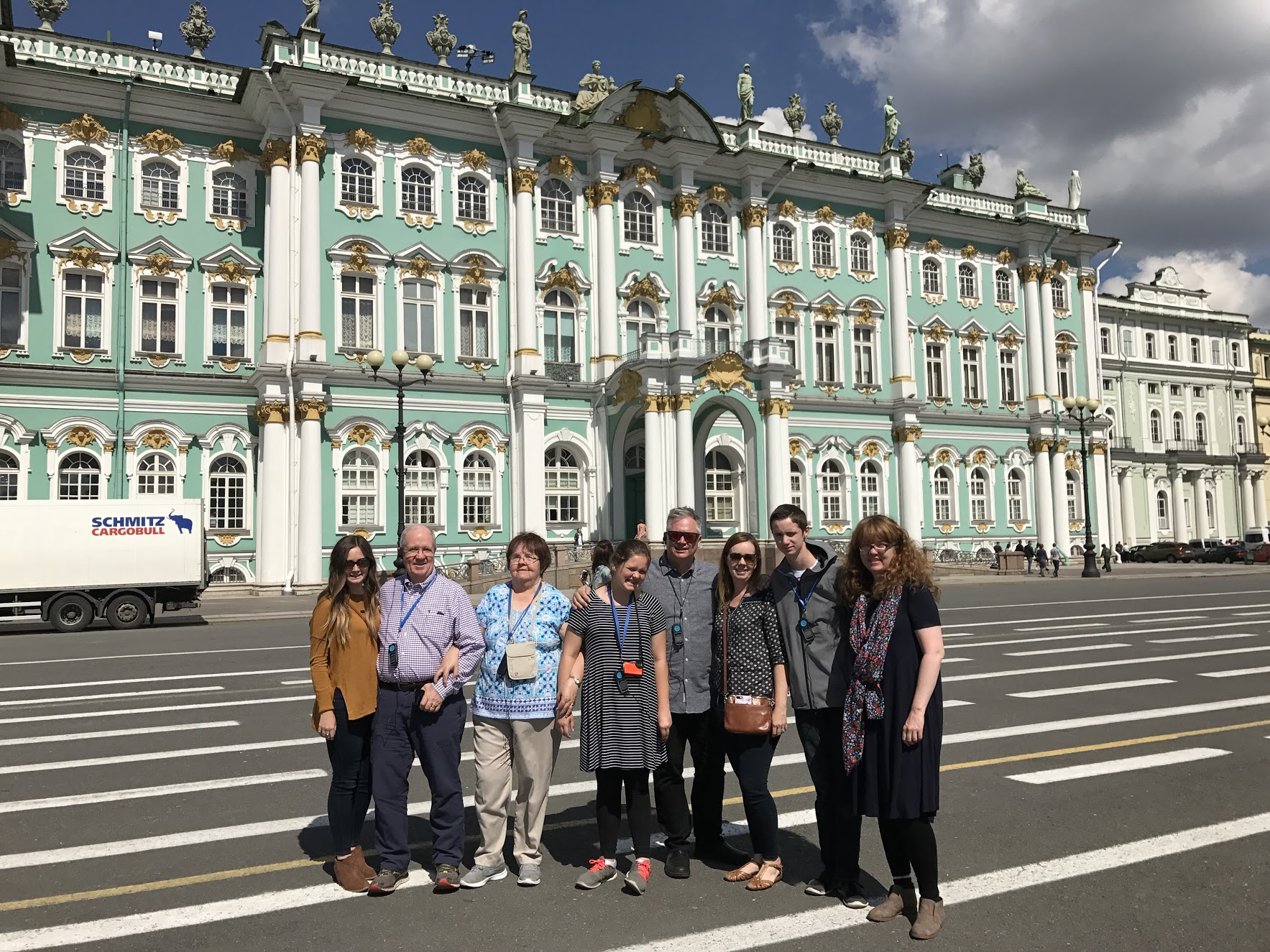 Exploring the Hermitage Museum in St. Petersburg, Russia