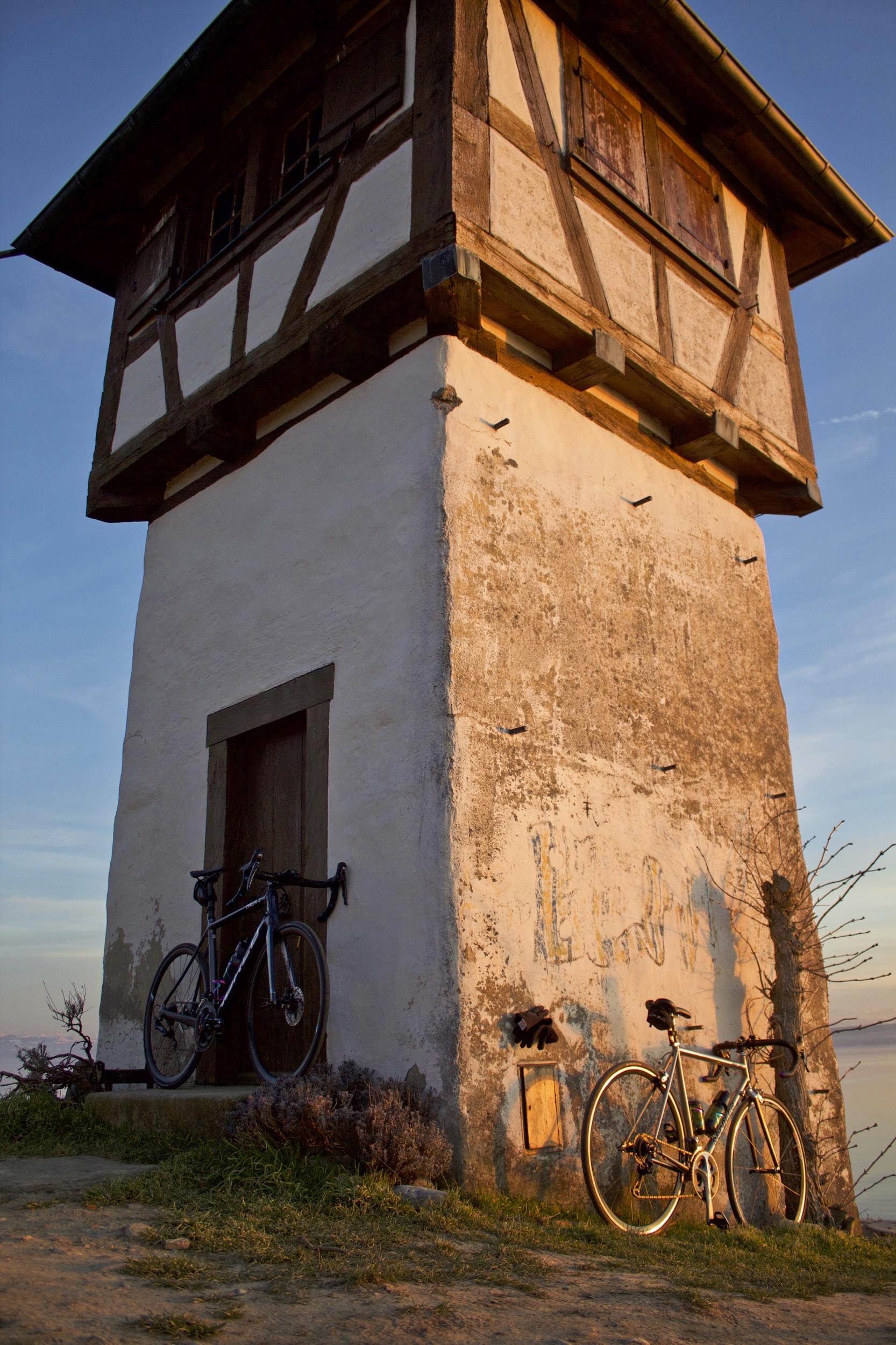 Bikes Against Tower.jpeg