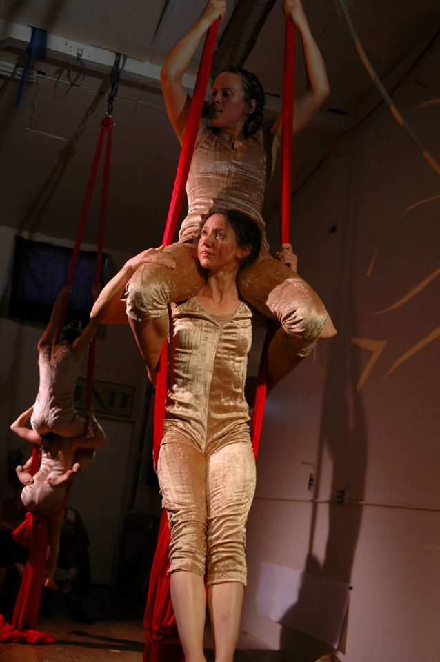 Hosted by Leslie Castellano (bottom) Chef, Artist, Acrobat, Teacher, Community Leader, and President of the Ink People's Board of Directors