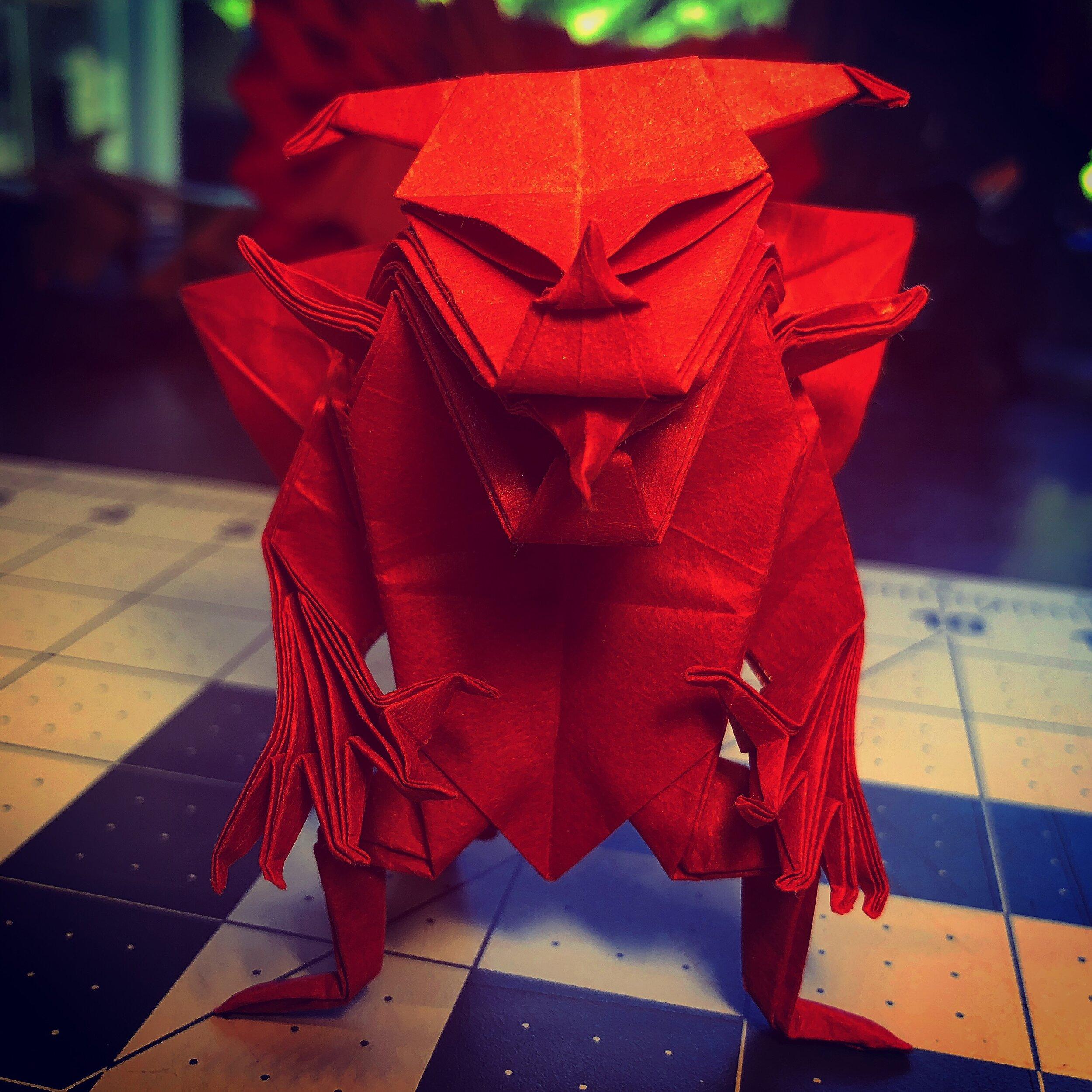 Gargoyle 2.1 #1 | finally, i came up with a model i'm satisf… | Flickr | 2500x2500