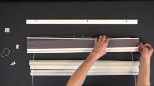 We Are repairing the broken window shade