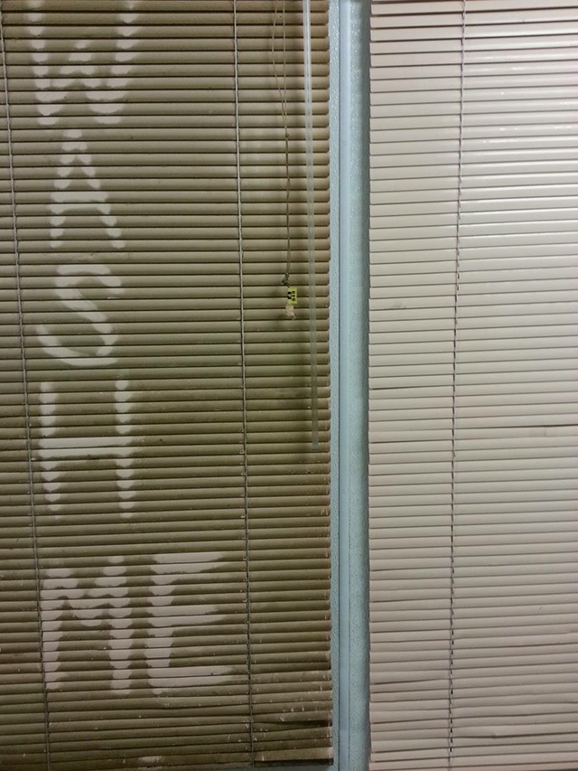 No matter how dirty, we can clean your blinds.