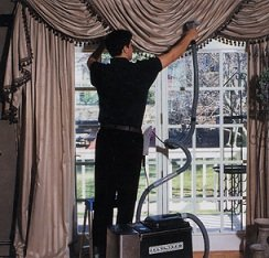 Got Dirty Curtains or Sheers? - Why Should You Clean Your Curtains & Sheers?Curtains are often ignored or forgotten as part of a regular cleaning routine. However, curtain cleaning is essential to maintain a healthy & beautiful home or office interior.