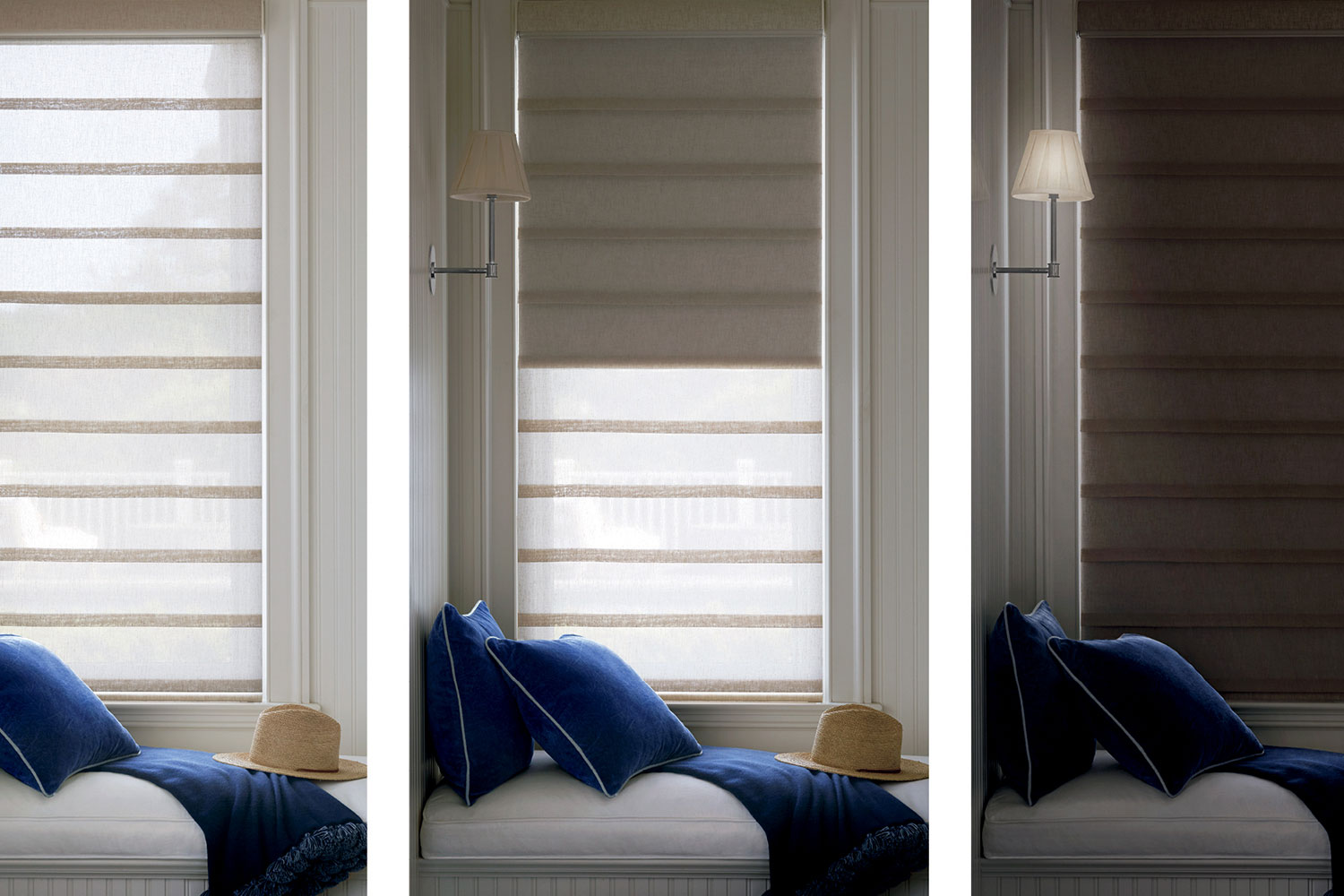 INTRODUCING VIGNETTE® DUOLITE® - the best of both worlds…Light & Darkness!