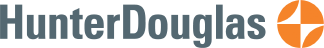hunter douglas logo-lovitt blinds & drapery www.lovittblinds.com
