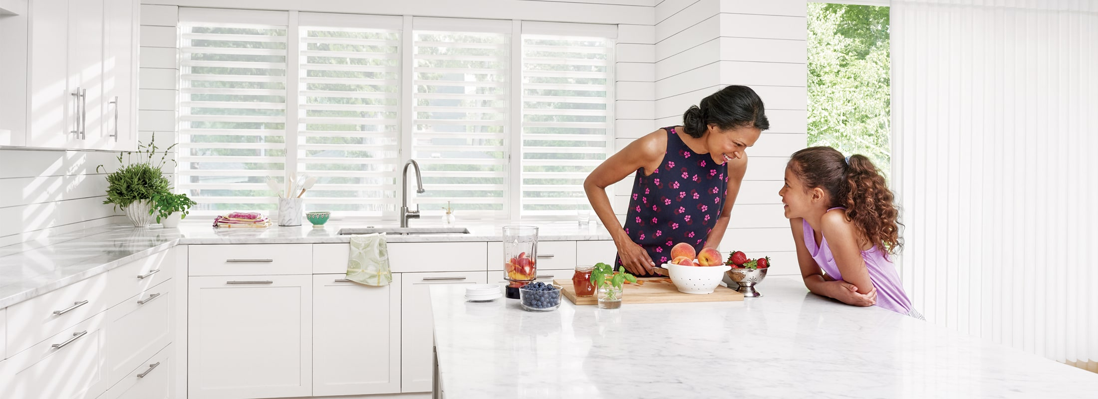 Pirouette® Window Shadings are clean-looking & designed WITH BEAUTIFUL LIGHT CONTROL