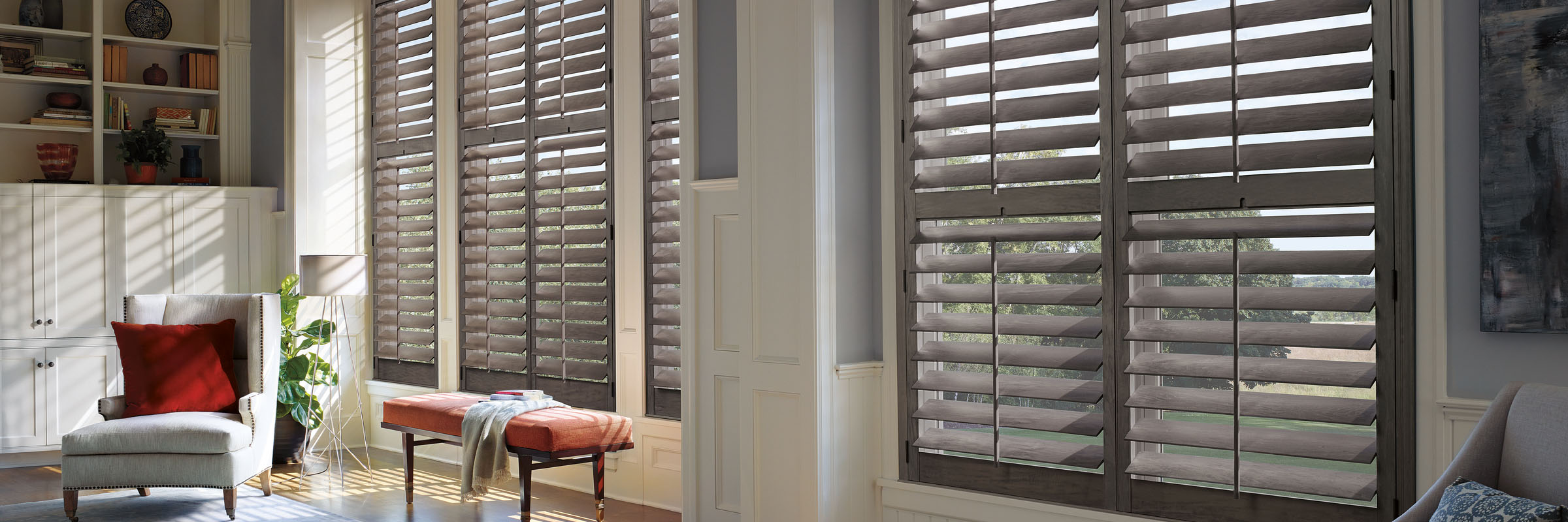 Heritance® Hardwood Shutters -Plantation Shutters In a Class All Their Own