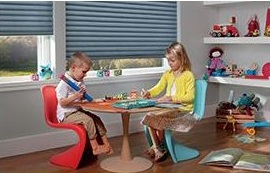 Designed With Safety In Mind - Along with the added convenience of cordless operation, PowerView® Motorization creates a safer environment for homes with young children and pets.