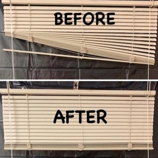 Hunter Douglas Repair Lovitt Blinds