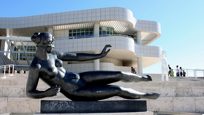 Westside Landmark Art Museums   Discover LA