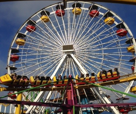 100 Free Things To Do   Santa Monica Travel + Tourism