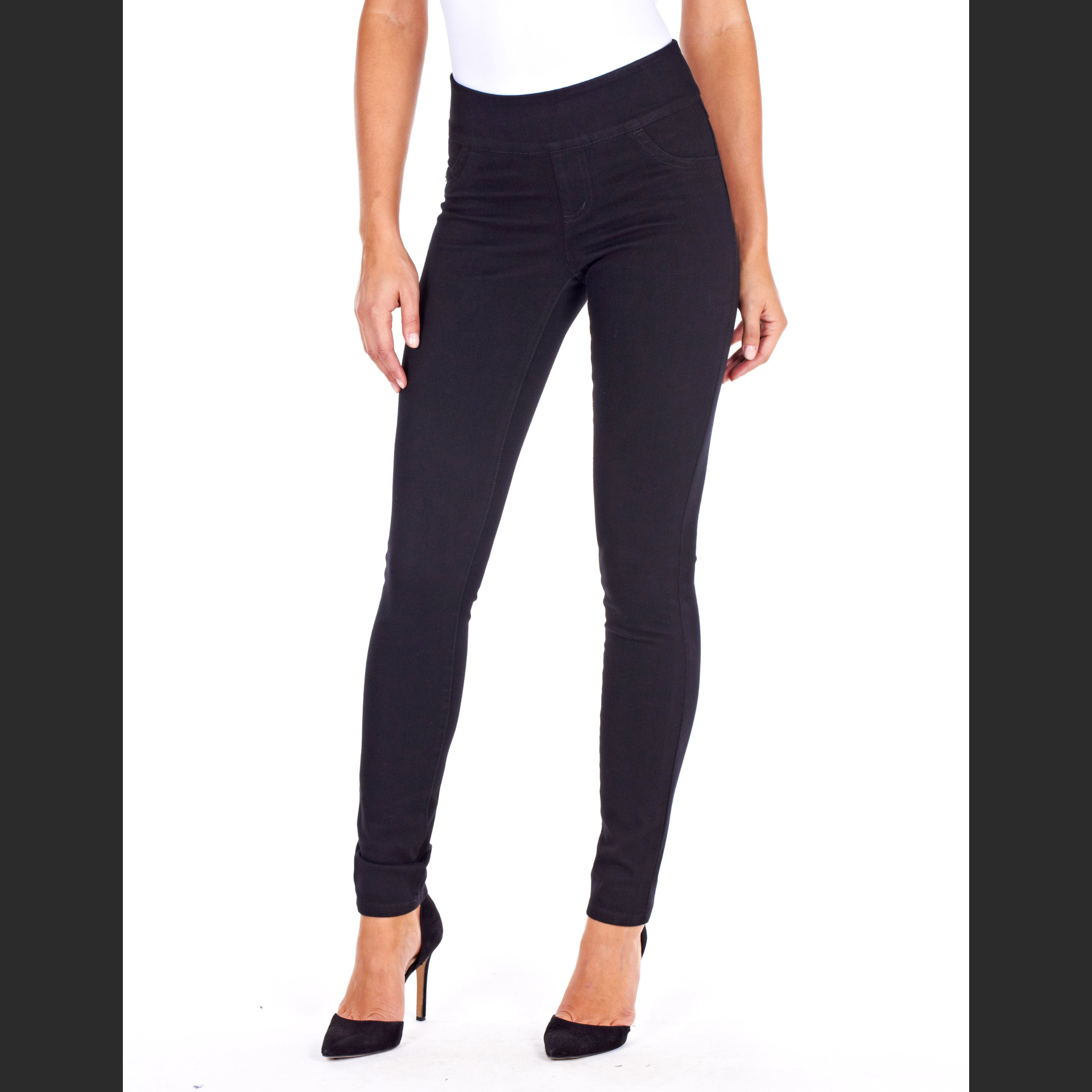 Slim Jegging Black