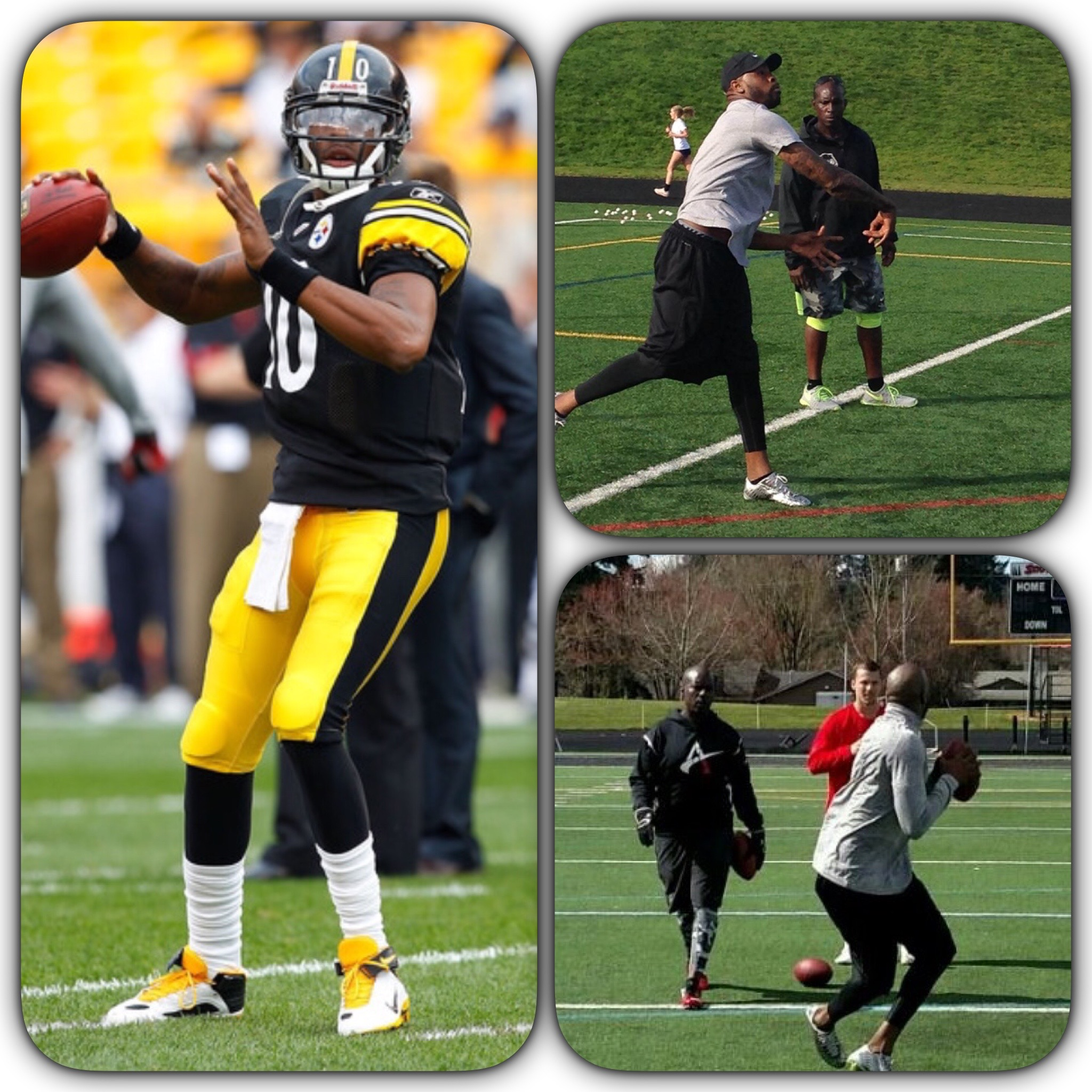 DENNIS DIXON- PITTSBURGH STEELERS