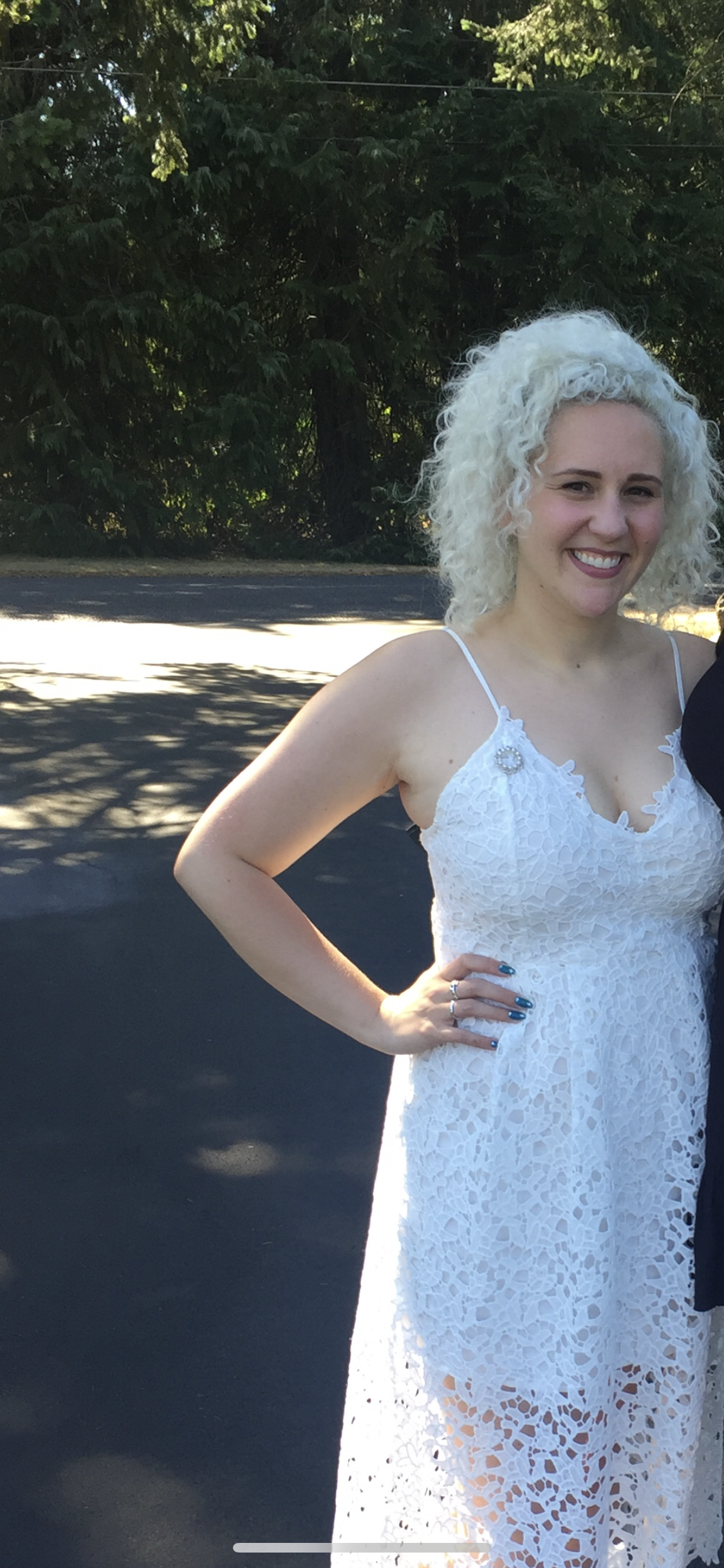 Bridesmaid:    Brittany Johnson
