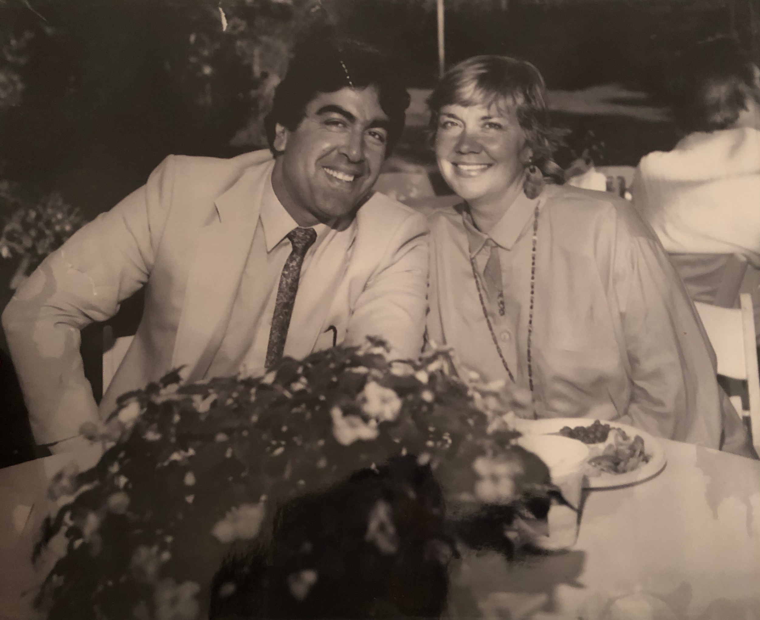 our story - The Open Hand Foundation was founded by Charles Khalil in memory of his wife Kaaren, whom he lost to Frontotemporal Dementia. Their five children are all active in the organization.