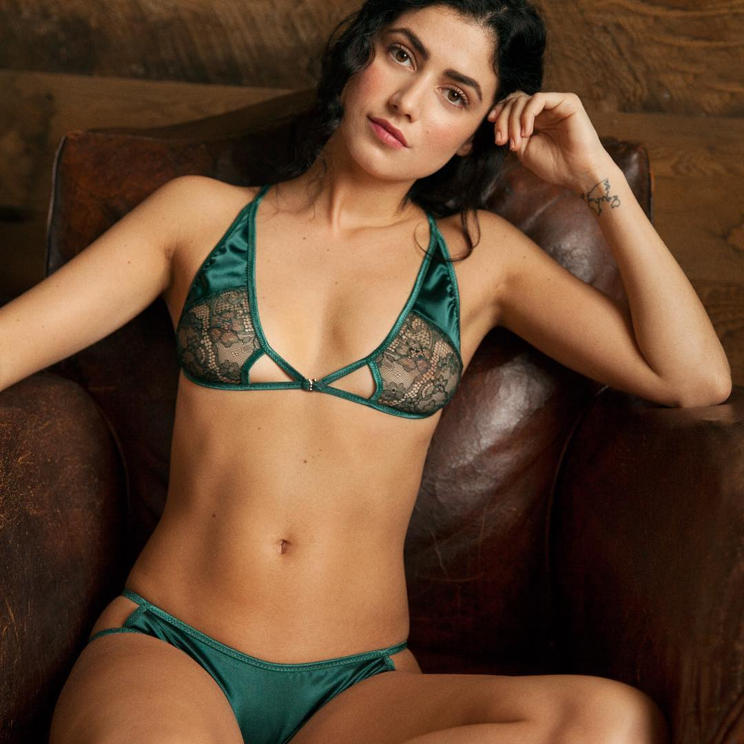 Luva Huva - Luva Huva is a UK brand that creates beautiful and ethical lingerie. They use upcycled and eco-friendly materials like bamboo and hemp, and all orders are made from scratch (they keep little inventory in stock).Price: $$$