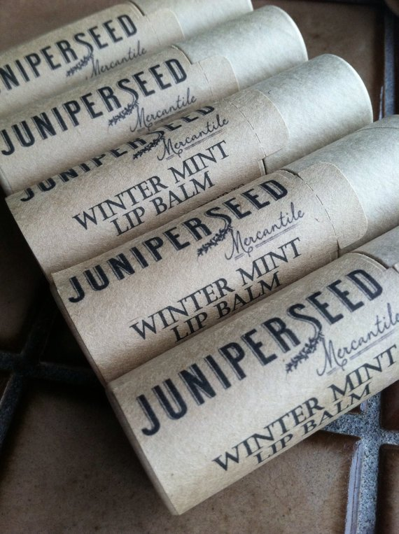 Juniperseed Mercantile Lip Balm - Have you ever tried to find plastic-free lip balm? Let me tell you, it's not easy. That's one of the things I love about Juniperseed Mercantile. They also come with a variety of colors and flavors making them one of my new favorite brands.Vegan, Plastic-Free, Cruelty-FreePrice: $