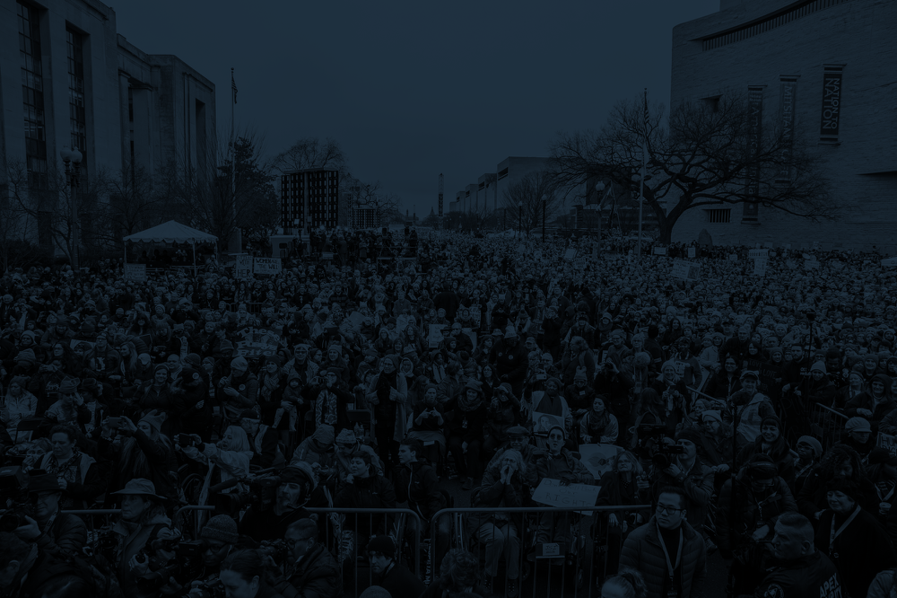 2019 March — Women's March