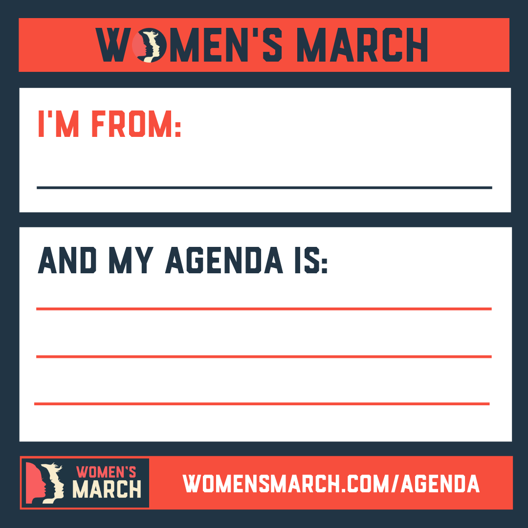 Copy of Women's March _My Agenda_ Poster.png