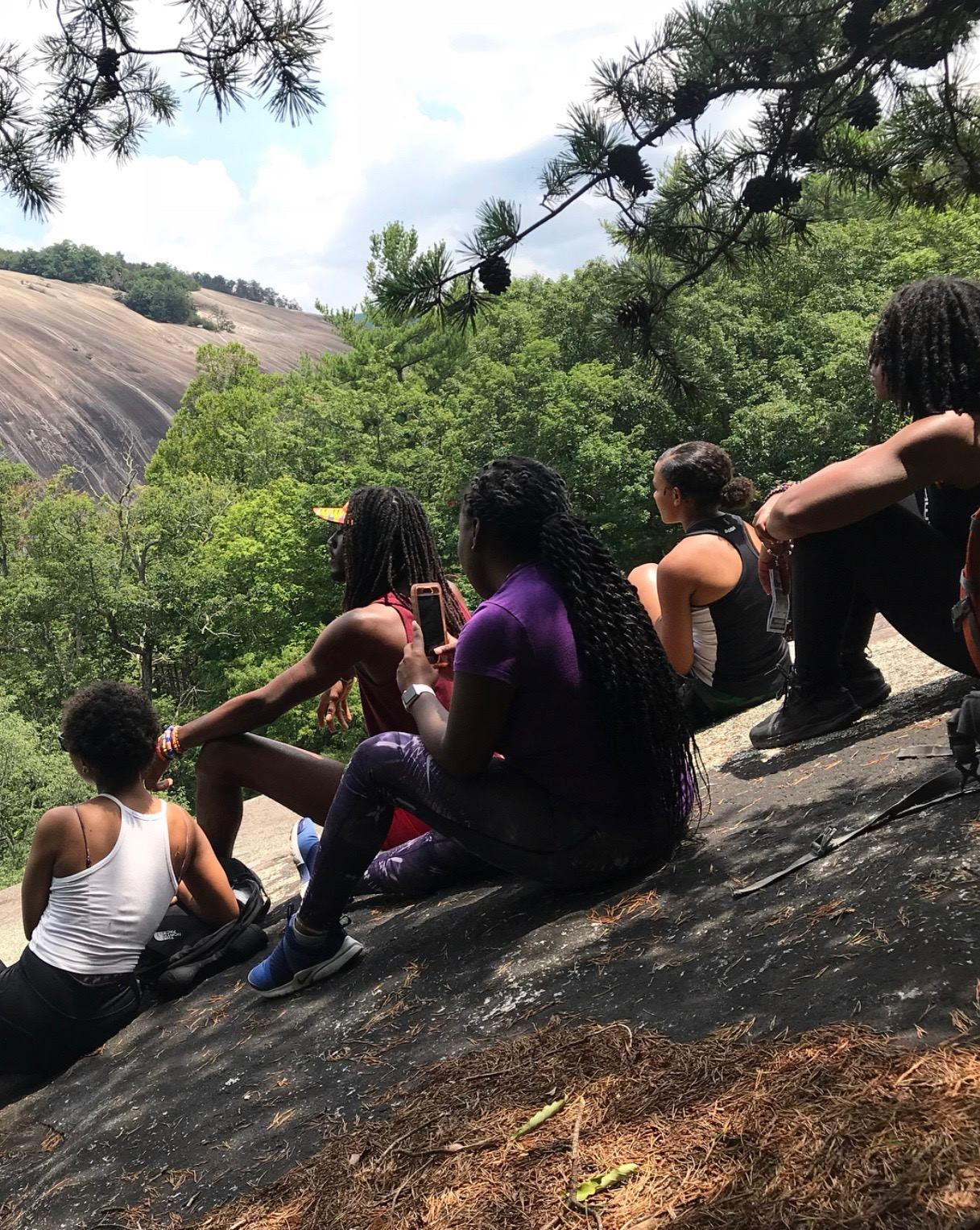 Guided hikes - Our mission is to make nature a preferred destination for all ethnicities by exposing people of color to various indoor and outdoor activities all while providing a welcoming, loving and fun atmosphere.
