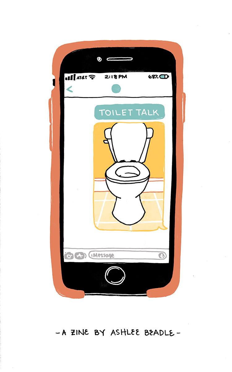 Toilet Talk // 2019