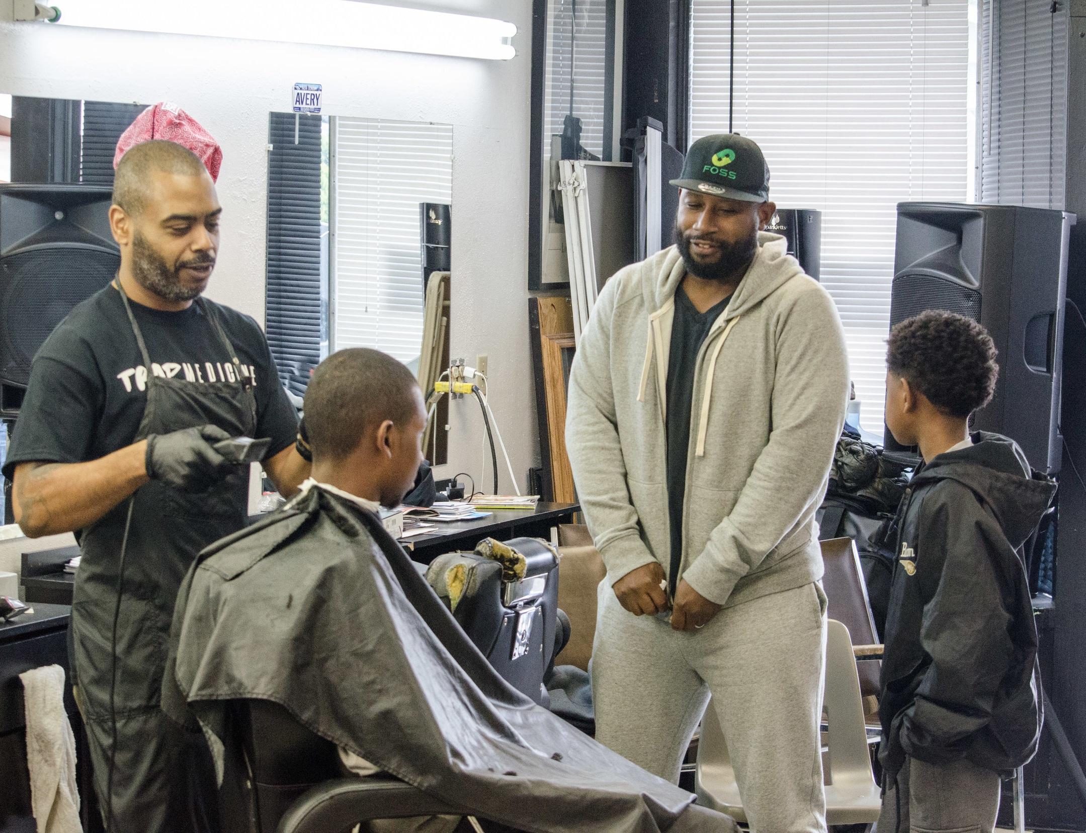 Legends Barbershop - East Oakland, CA