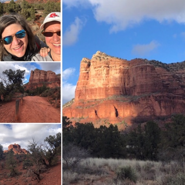 """...""""Looking forward to attend John Barnes' Women's Health Seminar this week! Came to Sedona a few days early with my best friend, for R and R and beautiful hikes!!!  Will head to Flagstaff as well to enjoy some snow ;-)"""