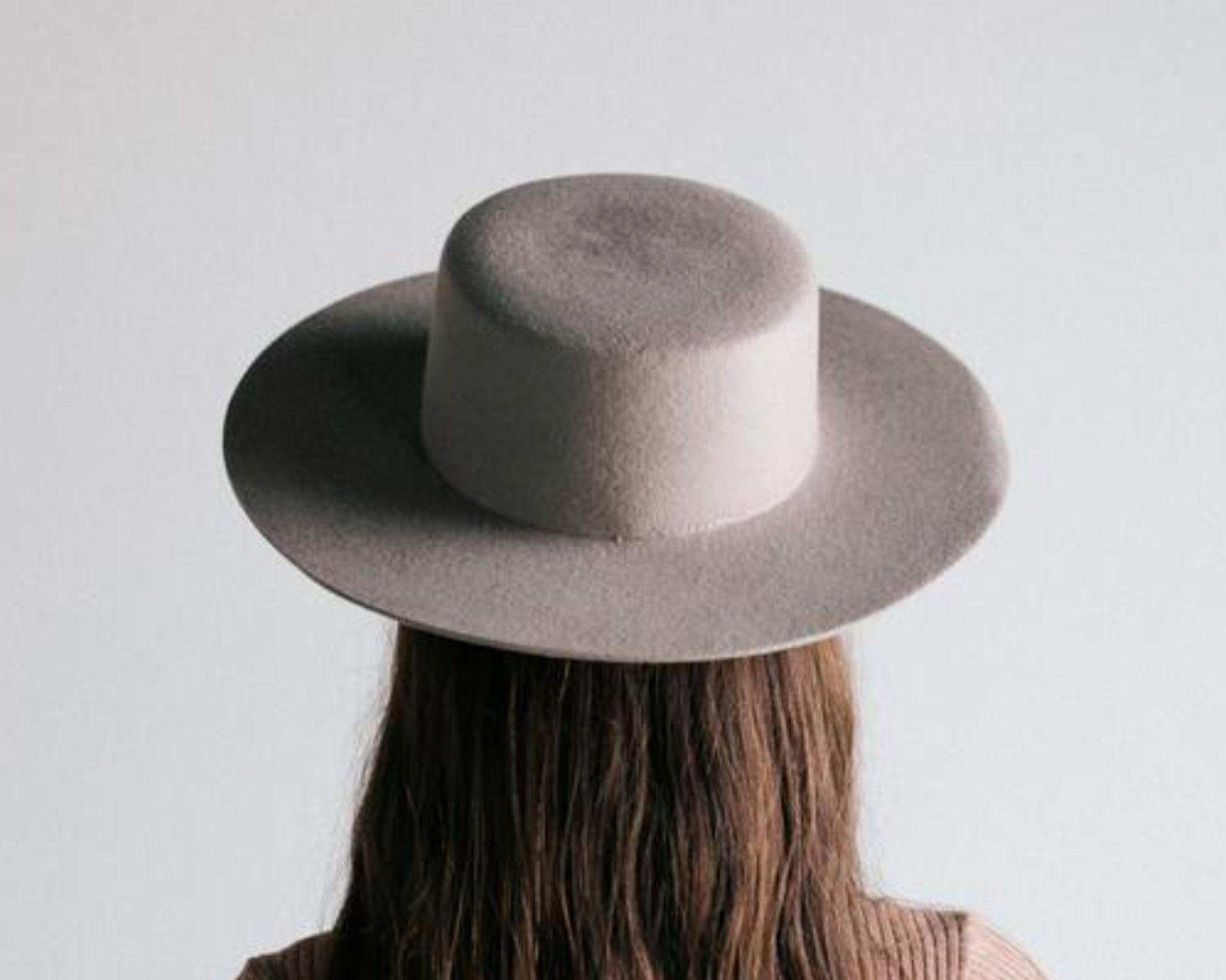 The Dahlia: Woman's Boater Hat