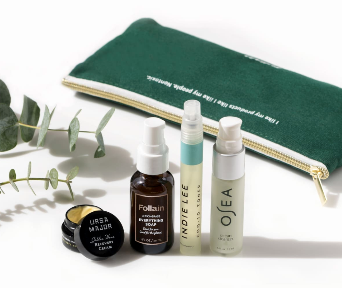 Follain Essentials Kit! - To get 15% off use code: ref15_iv8ehw at check out!
