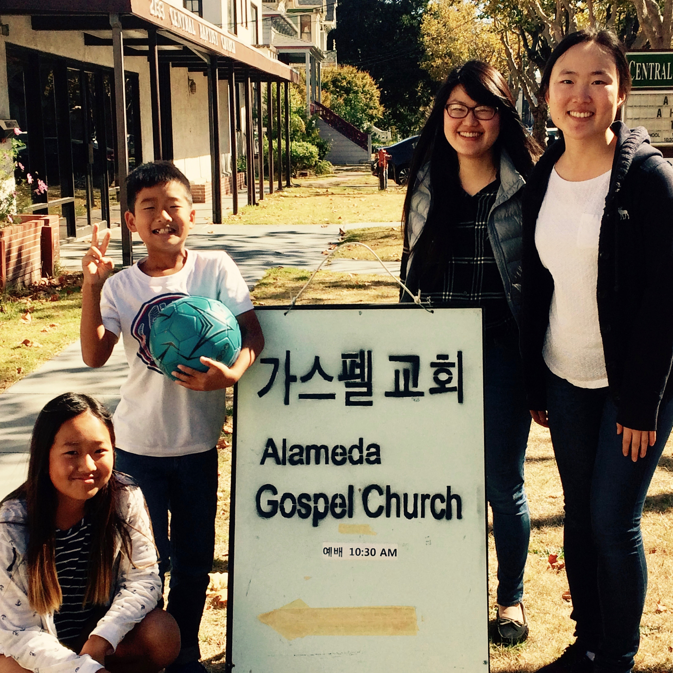 Our Partner Churches - These are the churches where our volunteers serve every week.