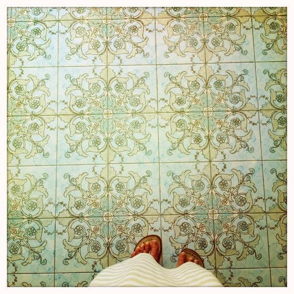 floor tile - lipari italy