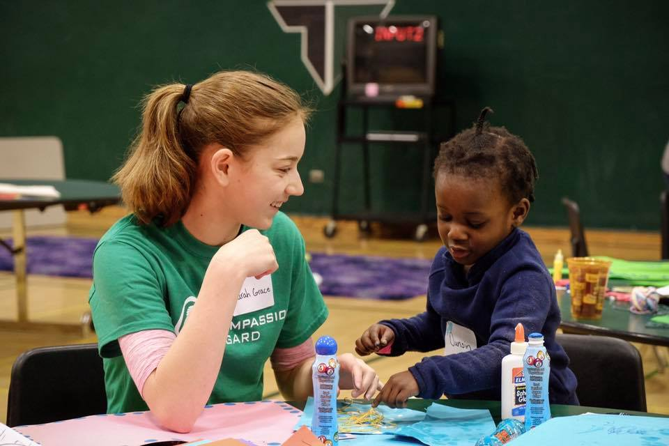 General Volunteer - If you are interested in serving at a Compassion Clinic, you're in the right spot!