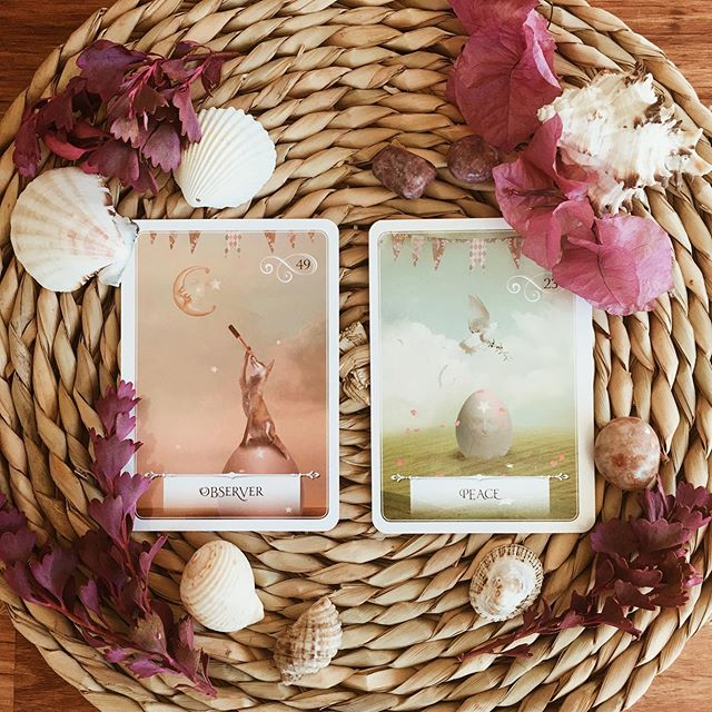 This week's Tune In Tuesday video was all about tapping into an ABUNDANT LIFE and MINDSET 🙌🏼🌟 so I also decided to pull some cards as well 😇 to ask my Guides for some extra fabulous guidance and wisdom for you all 💕 . Swipe across to read the messages behind these cards ♥️ . Also check out this week's Tune In Tuesday video , for extra love and essential practices, to help you thrive and Bloom 🌻🌼🌺🌸♥️ . Link in bio 😇💕🦋 . Cards by @colettebaron_reid #wisdomoftheoracle . #abundance #infinitepossibilities #tuneintuesdays #letlovebloom #intuitivereading #mystic #kinesiology