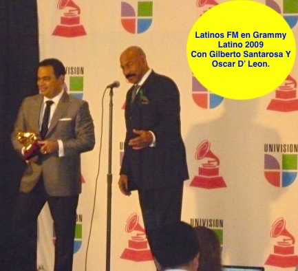 Latinos FM with Gilberto Santa Rosa y Oscar D Leon @ The Latin Grammy.jpg