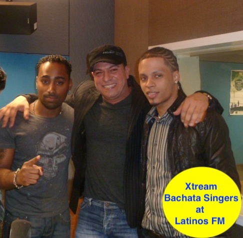 Bachata kings Xtream at Latinos FM.jpg