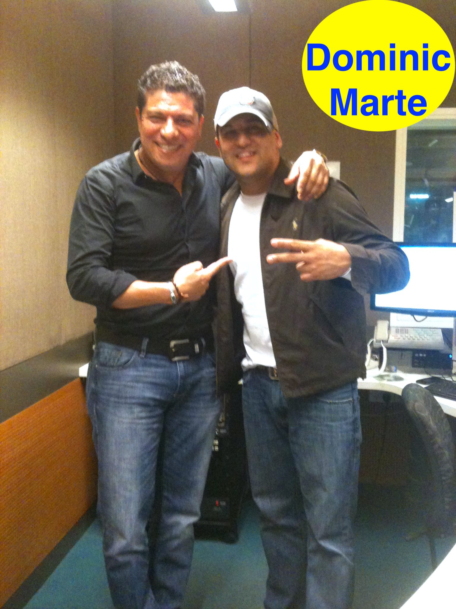 Dominic Marte at Latinos FM Studio.jpg