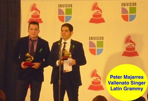 Latinos FM with Peter Manjarres @ Latin Grammy.jpg