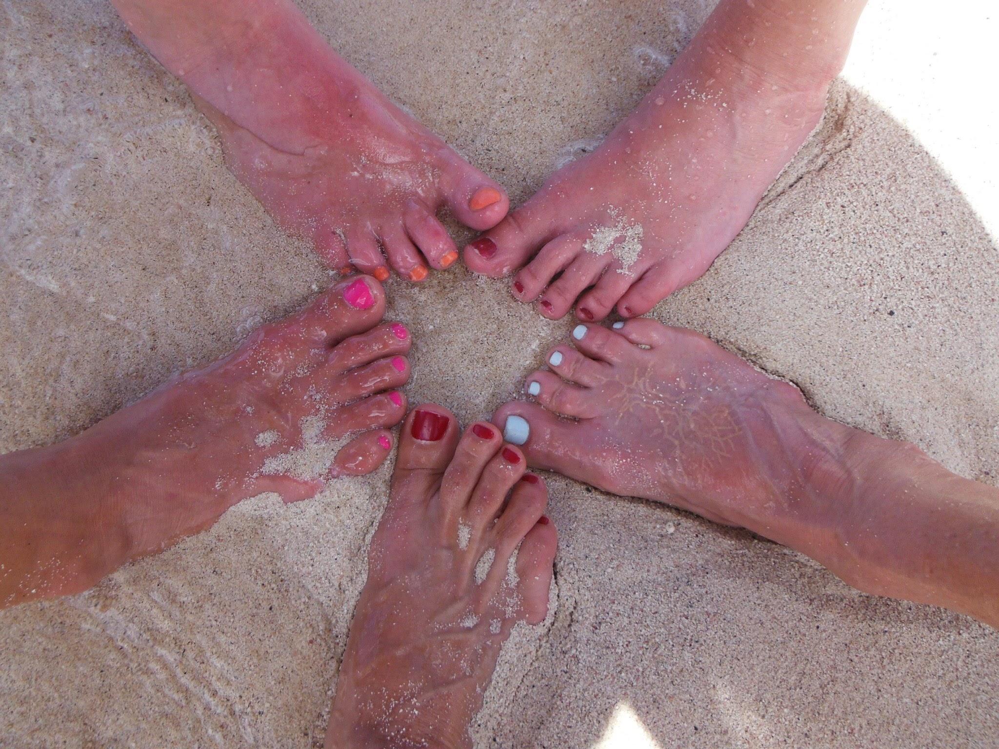 Feet on the Beach - St. Martin - 55 by 55 Travel