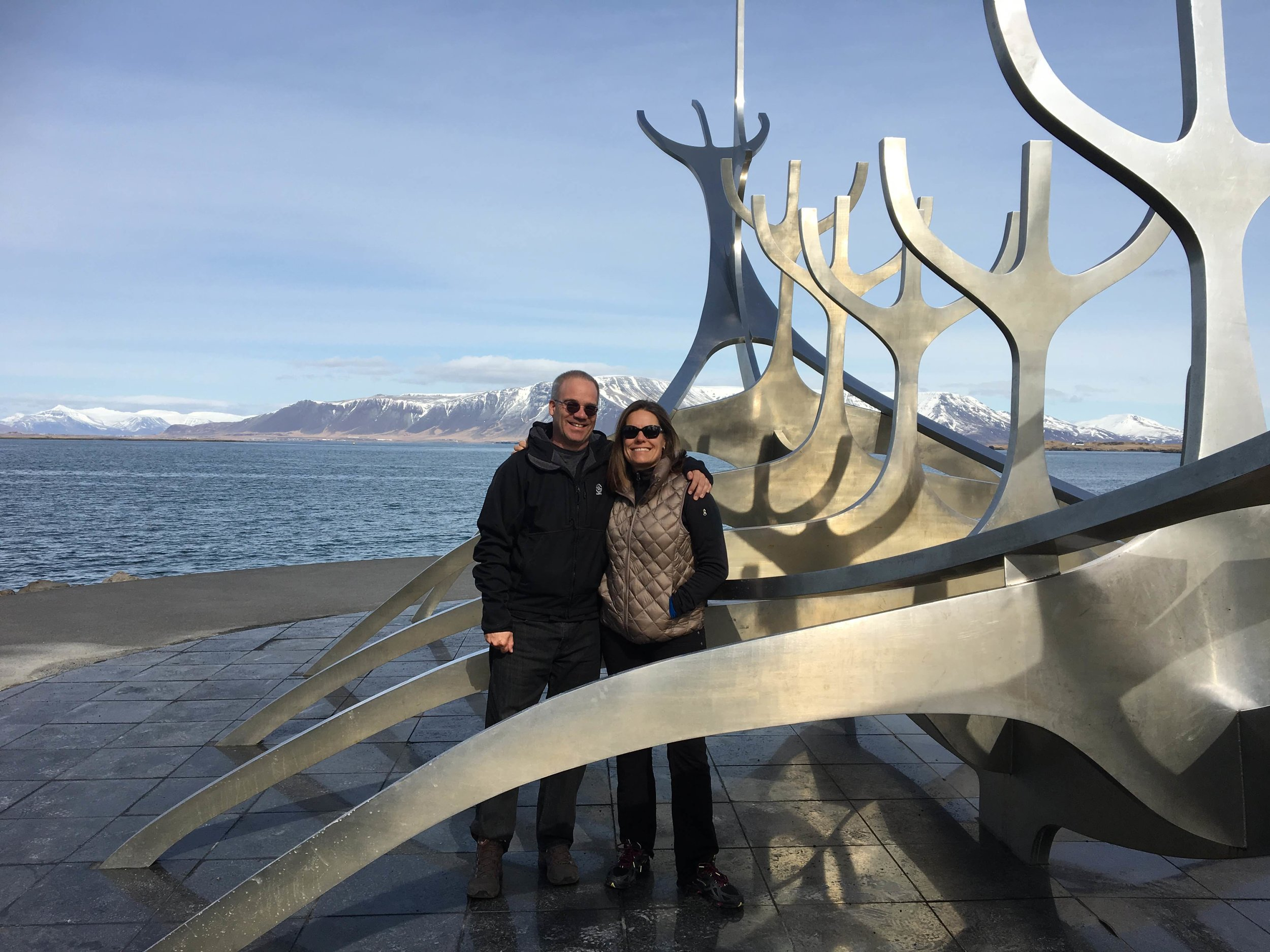 Sun Voyager - Iceland - 55 by 55 Travel