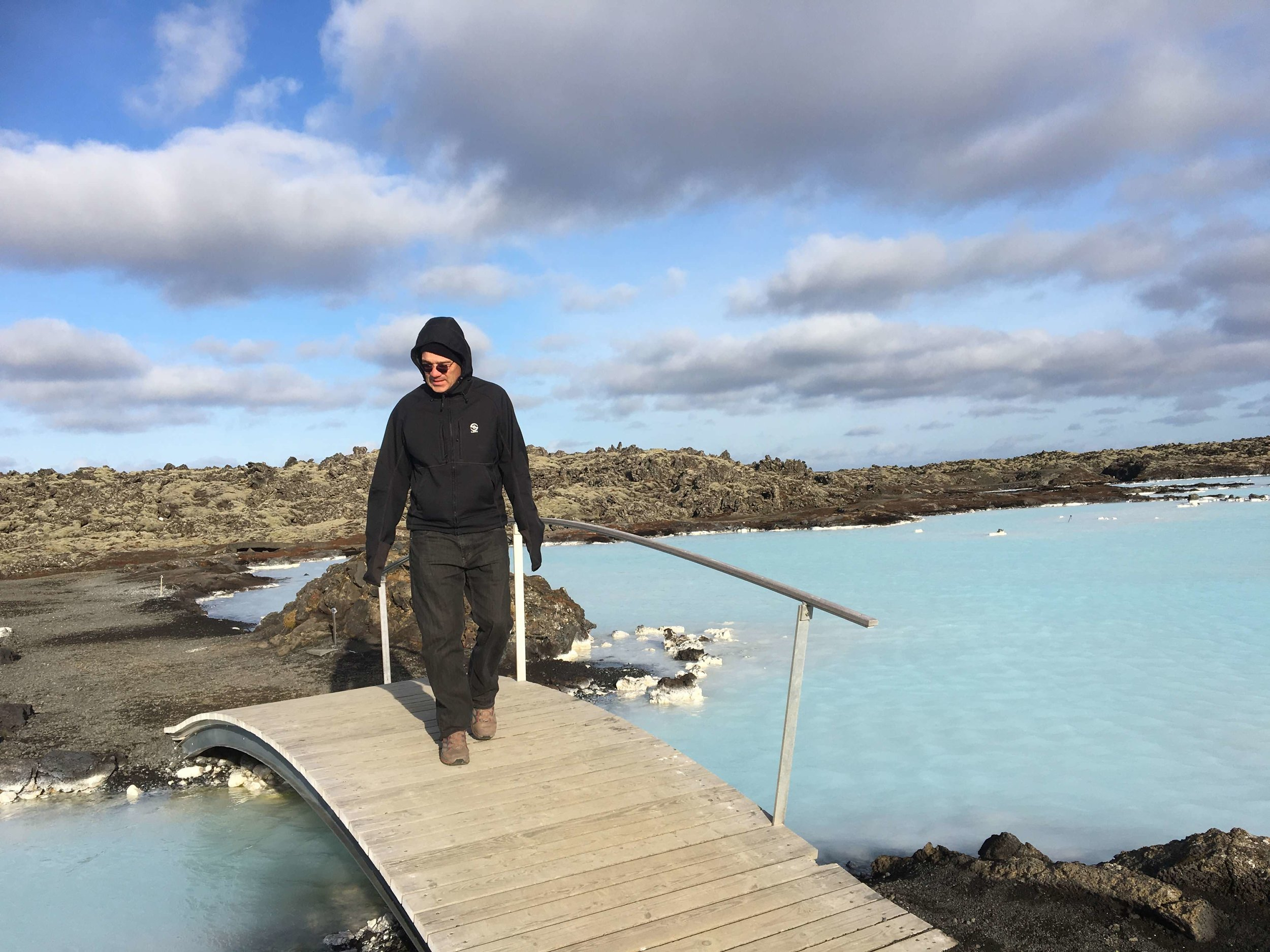 Blue Lagoon Iceland - 55 by 55 Travel