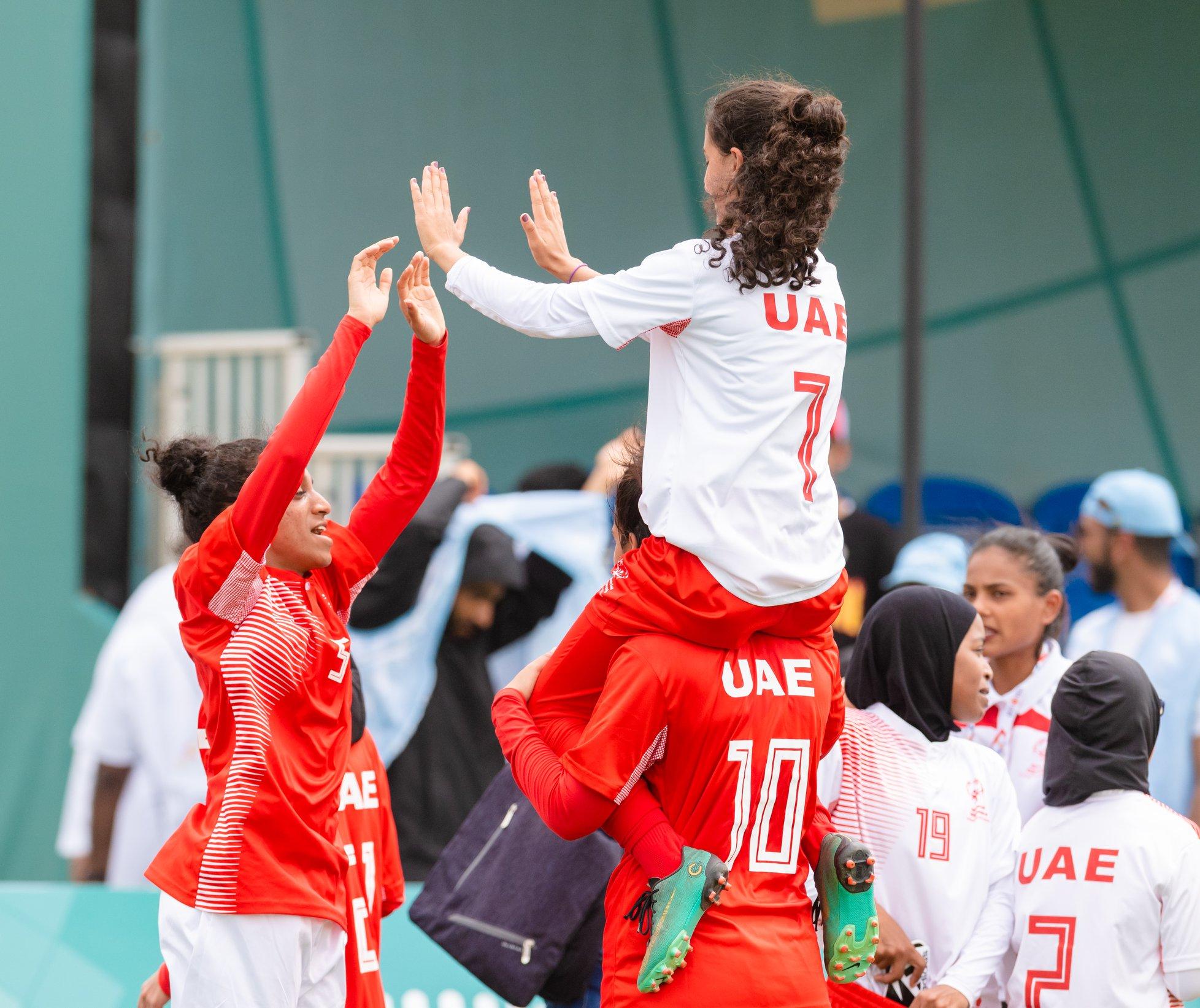 Day 3 - Zayed Sports City